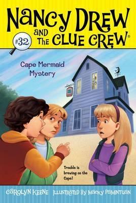 Cape Mermaid Mystery by Carolyn Keene