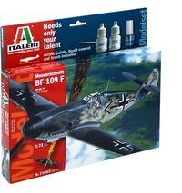 Italeri: 1/72 Messerschmitt 109 Complete Set