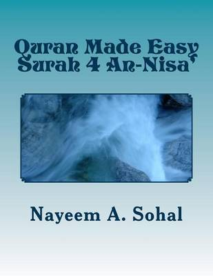 Quran Made Easy - Surah 4 An-Nisa' by Nayeem a Sohal image