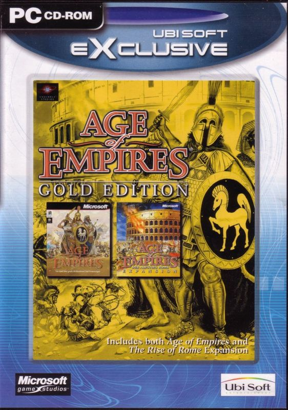 Age of Empires Gold for PC Games