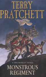Monstrous Regiment (Discworld 31 - City Watch) (UK Ed.) by Terry Pratchett