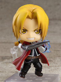 Full Metal Alchemist: Nendoroid Edward Elric - Articulated Figure