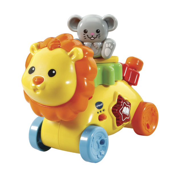 Vtech: Gearzooz - Gear Up & Go Lion