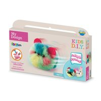 My Design: Motion Fluffables Craft Kit - Taffy