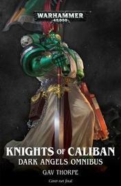 Knights of Caliban: Dark Angels Omnibus by Gav Thorpe image