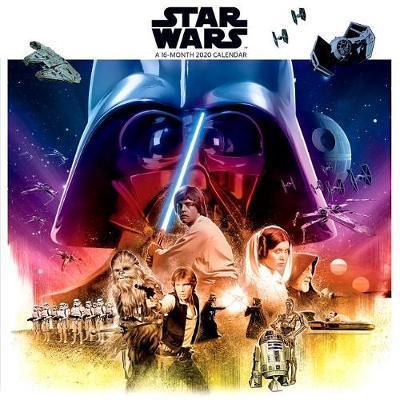 Cal-2020 Star Wars Wall