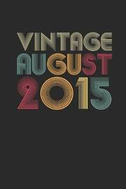 Vintage August 2015 by Vintage Publishing image
