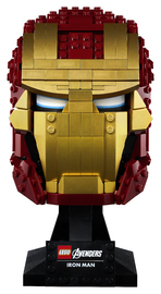 LEGO Marvel: Iron-Man Helmet (76165)
