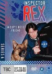 Inspector Rex - Series 4 (5 Disc Box Set) on DVD