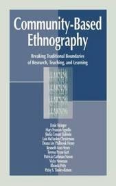Community-Based Ethnography by Ernest T. Stringer