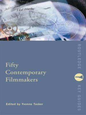 Fifty Contemporary Filmmakers by Yvonne Tasker image
