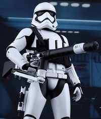 "Star Wars: The Force Awakens - 12"" Heavy Gunner Stormtrooper Figure"