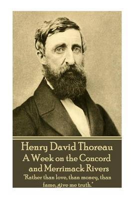 an analysis of the topic of henry david thoreau born in concord