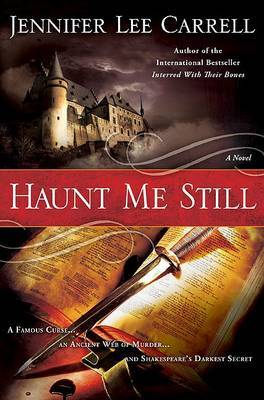 Haunt Me Still by Jennifer Lee Carrell image