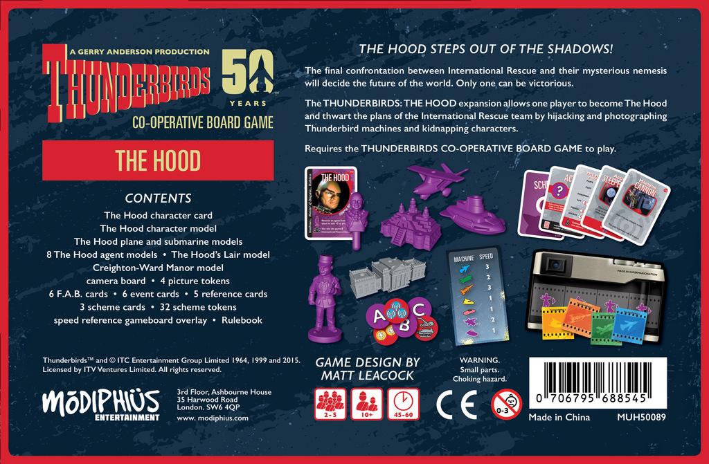 Thunderbirds: The Hood - Expansion image