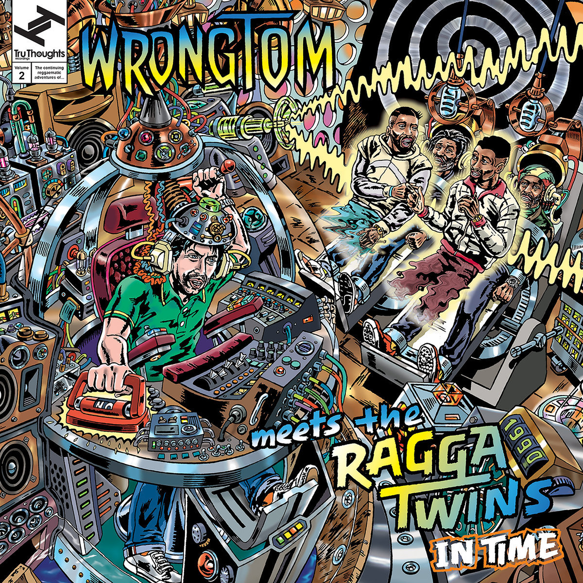 In Time by Wrongtom Meets The Ragga Twins image