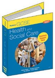 GCSE Health and Social Care: Teacher's Support Pack by Angela Fisher image