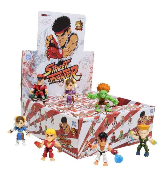 Street Fighter 3-Inch Mini-Figure Blind Box (Series 1)