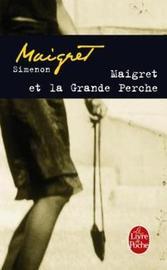 Maigret et la grande perche by Georges Simenon image