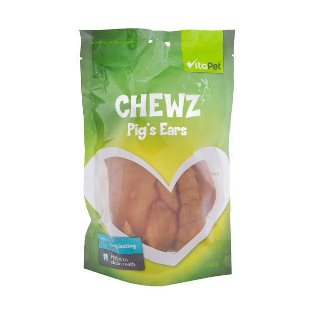 Vitapet: Pigs Ears (2 Pack)