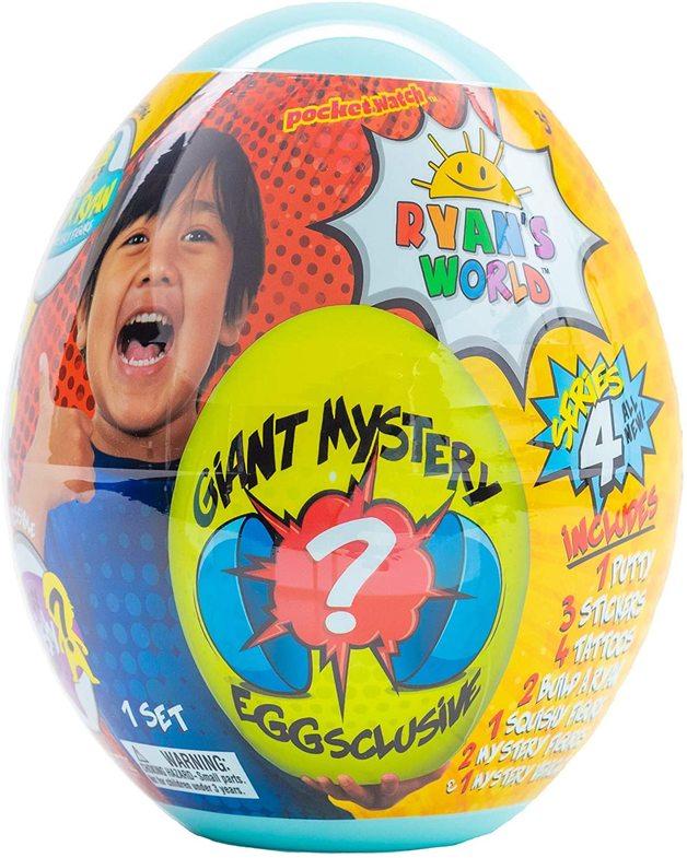 Ryans World: Giant Mystery Egg - Series 4 (Blind Box)