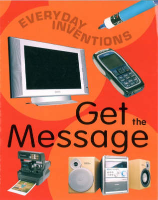 Get The Message by Jane Bidder image