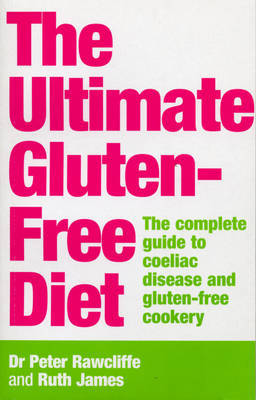 The Ultimate Gluten-Free Diet by Ruth James image