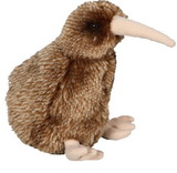 Brown Kiwi w/Sound 15cm