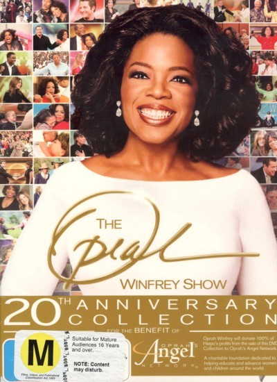Oprah Winfrey Show, The: 20th Anniversary Collection (6 Disc) on DVD
