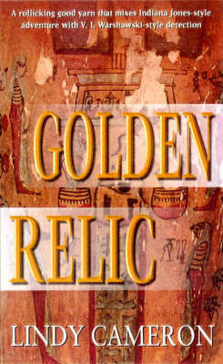 Golden Relic by Lindy Cameron