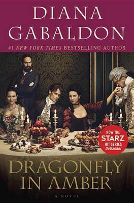 Dragonfly in Amber by Diana Gabaldon image