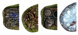Broken Egg Games: Guild Ball - 2D Terrain Set