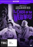 Hammer Horror - The Curse Of The Werewolf DVD