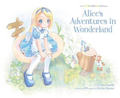 Alice's Adventures in Wonderland by Michiyo Hayano image