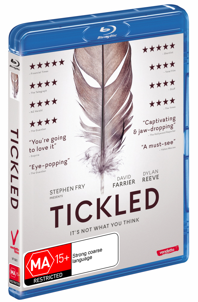 Tickled on Blu-ray image