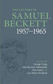 The Letters of Samuel Beckett: Volume 3 by Samuel Beckett