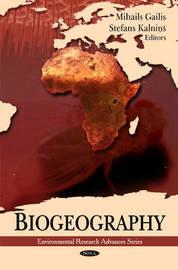 Biogeography by Mihails Gailis image