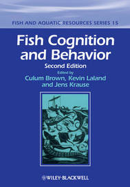 Fish Cognition and Behavior by Culum Brown image