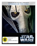 Star Wars Episode III: Revenge of the Sith on Blu-ray