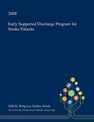 Early Supported Discharge Program for Stroke Patients by Wing-Yee Eunice Kwok image