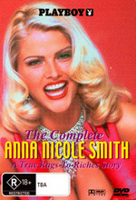 Playboy - The Complete Anna Nicole Smith on DVD