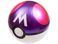 Pokemon: Moncolle Replica Pokeball - (Master Ball)