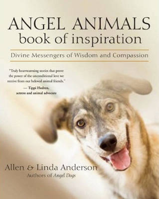 Angel Animals Book of Inspiration by Allen Anderson image