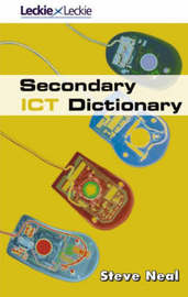 Secondary ICT Dictionary image