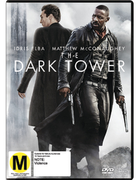 The Dark Tower on DVD image