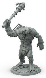 Fallout: Wasteland Warfare Super Mutants Behemoth