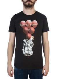 IT: You'll Float Too - Men's T-Shirt (Large)