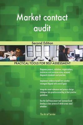 Market Contact Audit Second Edition by Gerardus Blokdyk image