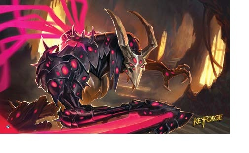 KeyForge: Call of the Archons! - Into the Underworld Playmat