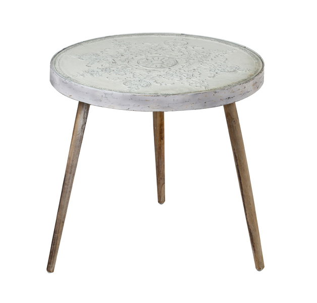 Vignette: Victor Side Table (60x60x60cm)